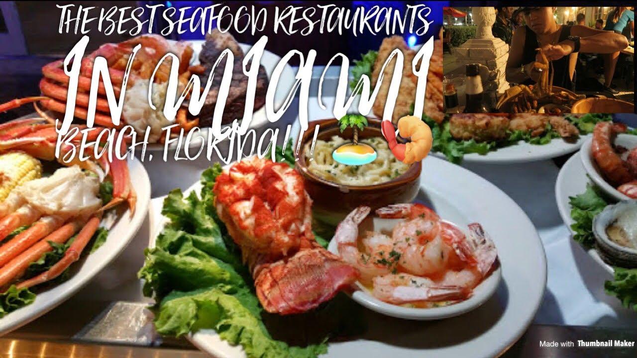 The Best Seafood Restaurants In Miami Beach Florida