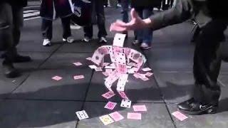 Những màn ảo thuật kì là và hài hước nhất thế giới P1