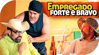 EMPREGADO FORTE E BRAVO - PARAFUSO SOLTO