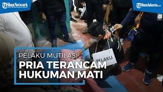 Lakukan Pembunuhan Berencana, Manusia SIlver Pelaku Mutilasi Di Bekasi Terancam Hukuman Mati
