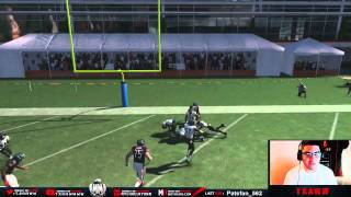 STRUGGLING IN THE RED ZONE? -  END ZONE FADES