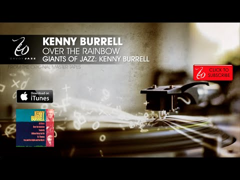 Kenny Burrell - Over The Rainbow - Giants of Jazz: Kenny Burrell