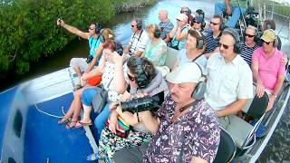 Florida trip, Everglade airboat, Miami, Key West, Cristal river- Impro ceļojumi