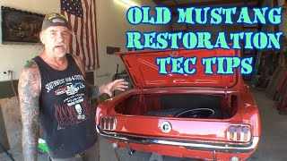 Should I Use New Nuts and Bolts? Old Car Restoration - Do It Yourself