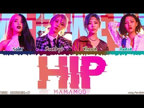 MAMAMOO (마마무) - 'HIP' Lyrics [Color Coded_Han_Rom_Eng]