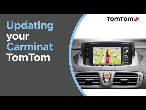 carte sd tomtom renault scenic 3 Updating your Carminat TomTom   YouTube