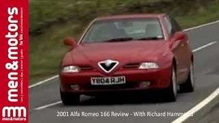 2001 Alfa Romeo 166 Review - With Richard Hammond