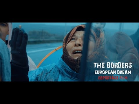 CANON C300 Film THE BORDERS - EUROPEAN DREAM Refugees document reportage reportaż
