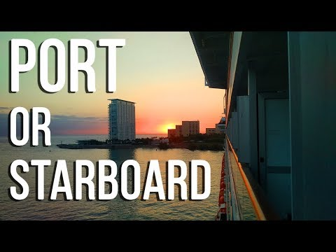 Port Or Starboard Side - Vacation Impossible Podcast