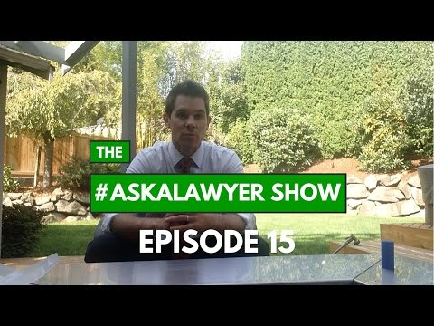 The #AskALawyer Show Episode 15: Why are Legal Services so Expensive?
