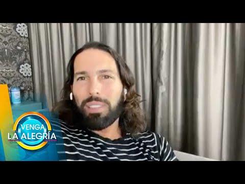 ¡EXCLUSIVA! Poncho De Nigris está en contra de que gays se besen en público. | Venga La Alegría