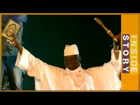 Inside Story - Can a showdown be averted in Gambia?
