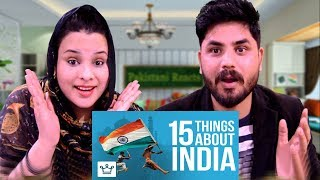 15 Things You Didn't Know About India | Pakistani Reaction