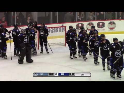 NWHL Live: Buffalo Beauts at Minnesota Whitecaps 10.28.18