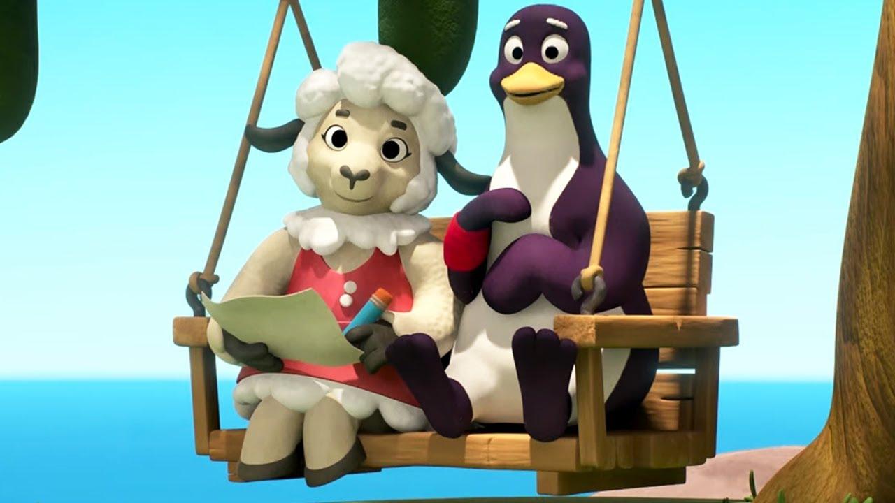 Приключения медвежонка Расмуса - Романтик Пинго (24 серия) Премьера | Новые мультфильмы для детей