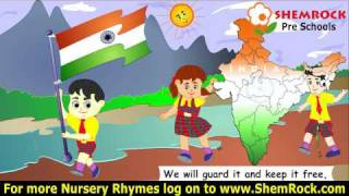 Nursery Rhymes This is Our Flag  Songs with lyrics