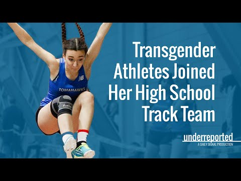 Leland Conway - Female Athlete Files Complaint After Transgender Girls Dominate Events