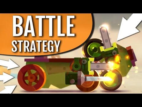 """BEST BATTLE STRATEGY TIPS!"" 