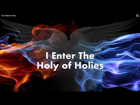 For Your Name Is Holy by Paul Wilbur