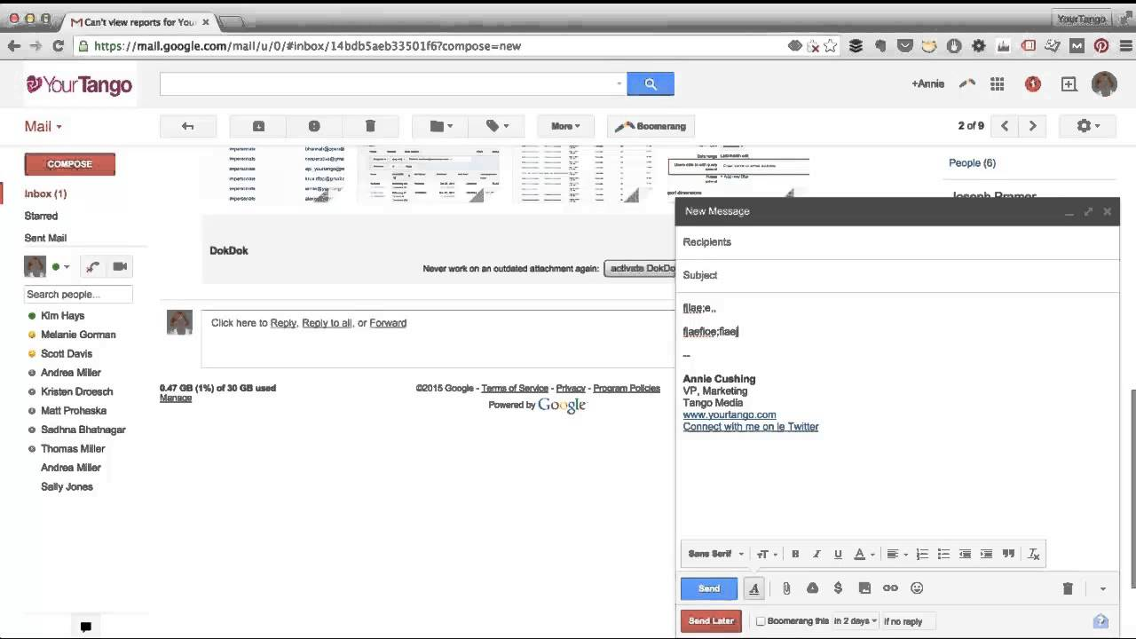 How to Embed Images in Gmail (Just Say No to Attaching!)