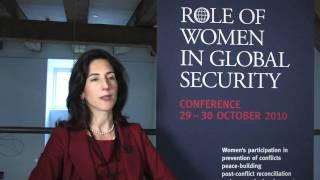 rana foroohar deputy editor newsweek more involvement of women needed every step of the way
