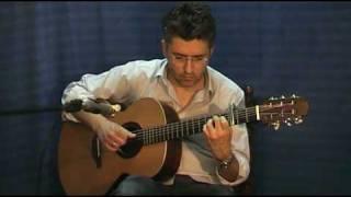 Skellig - Loreena McKennitt (arranged for acoustic fingersty...