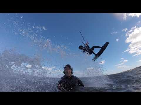 An Introduction to Kiteboarding in Uruguay - Welcome, Bienvenido y Bem Vinda.