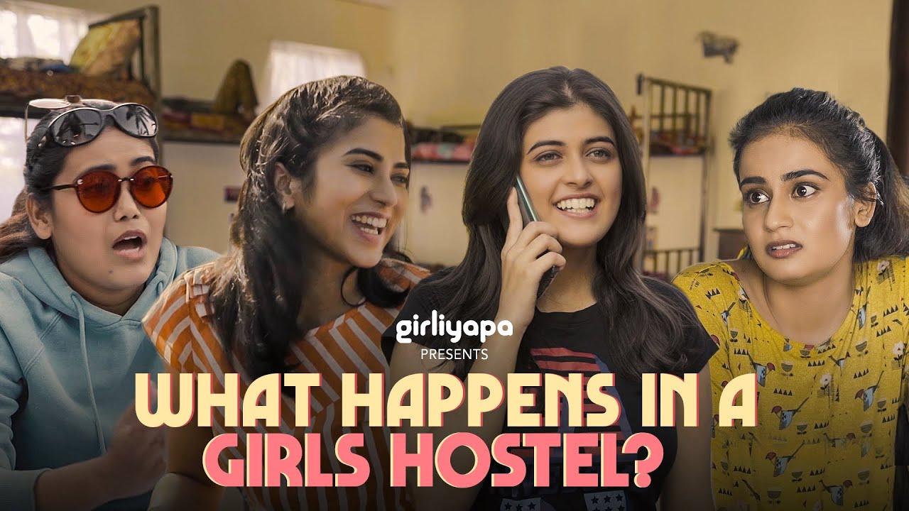 Download What Happens in a Girls Hostel?   Girliyapa's ChickiLeaks