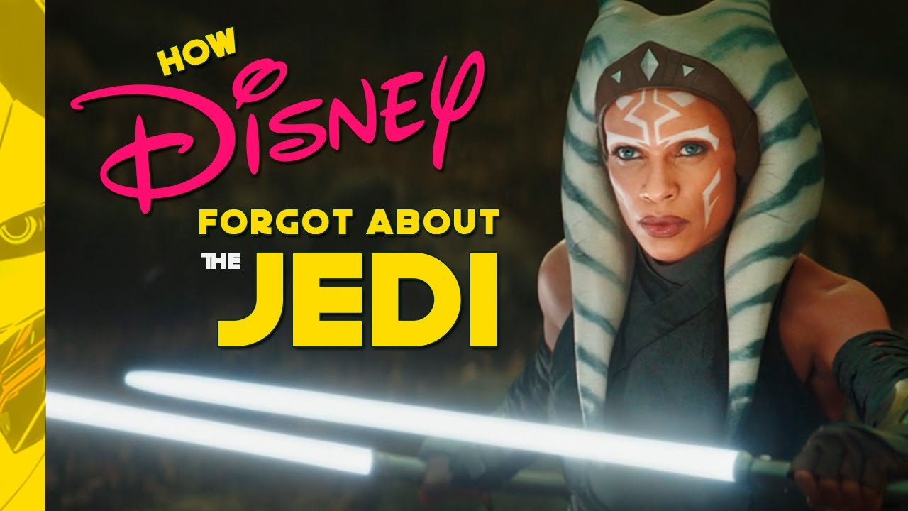How Disney Forgot About The Jedi