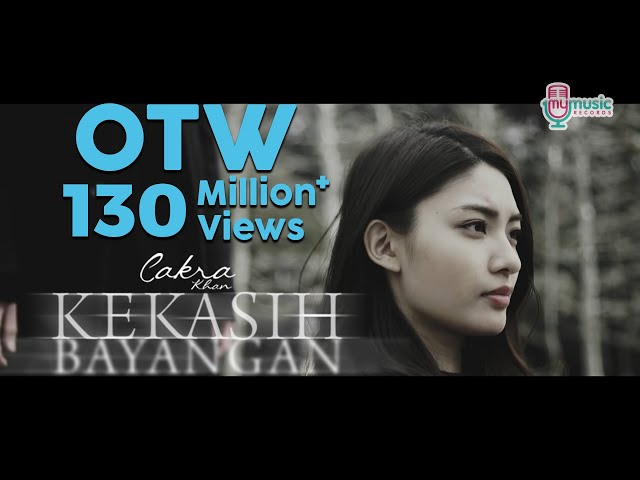 Cakra Khan - Kekasih Bayangan (Official Music Video + Lyrics) #1