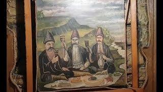 ГРУЗИЯ ЗИМОЙ /НАБЕРЕЖНАЯ  БАТУМИ /  МОРЕ МИМОЗЫ И ХИНКАЛИ