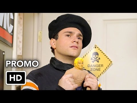 The Goldbergs: 4x18 Baré - promo #01