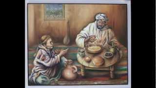 رسومات للفنان المغربي اسماعيل الفضالي