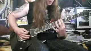 THE BEST BOOM BOOM POW GUITAR COVER ON YOUTUBE !
