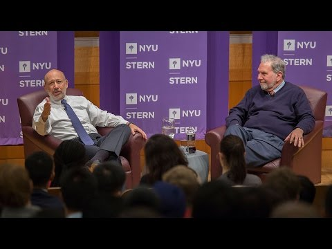 Global Leadership in the 21st Century with Lloyd Blankfein and John Sexton