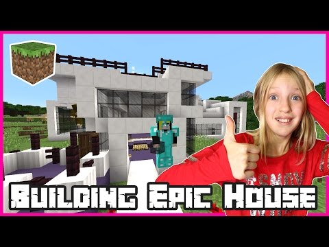 Building Epic House / Minecraft