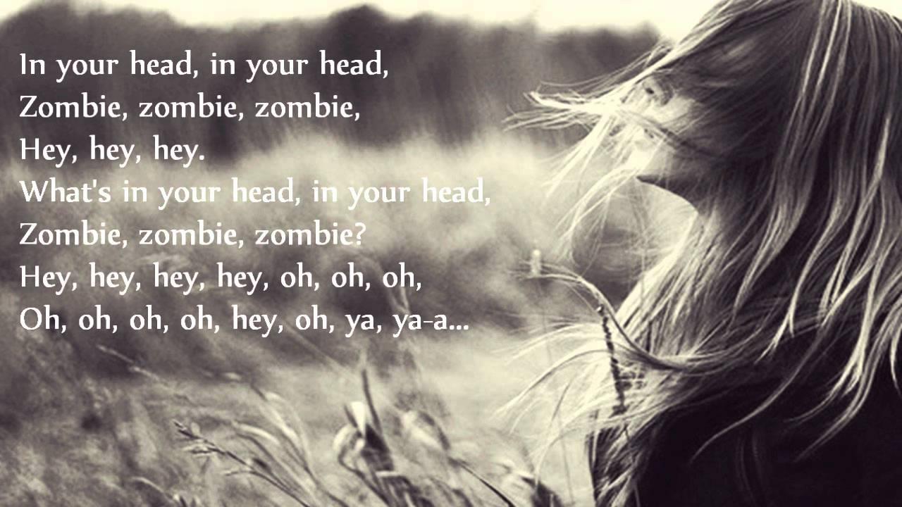 Zombie The Cranberries Lyrics Youtube