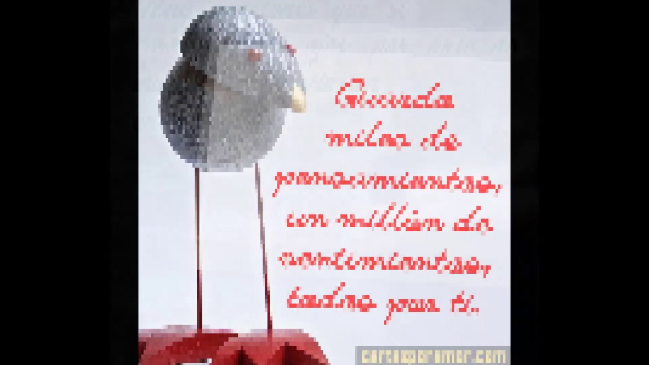 Te Echo De Menos Amor Frases Mensajes Y Versos