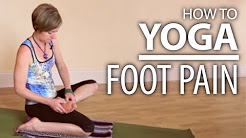 Foot Pain Relief - Yoga For Feet, Legs, Hips, & Lower Back Pain