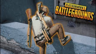 PARKOUR!! NUEVA ACTUALIZACION!! PLAYERUNKNOWN'S BATTLEGROUNDS (PUBG)