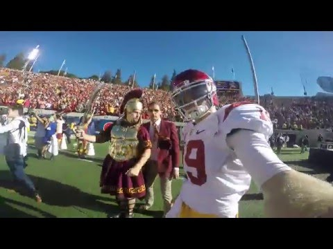 THE University of Southern California EXPERIENCE - 'Living the Dream'