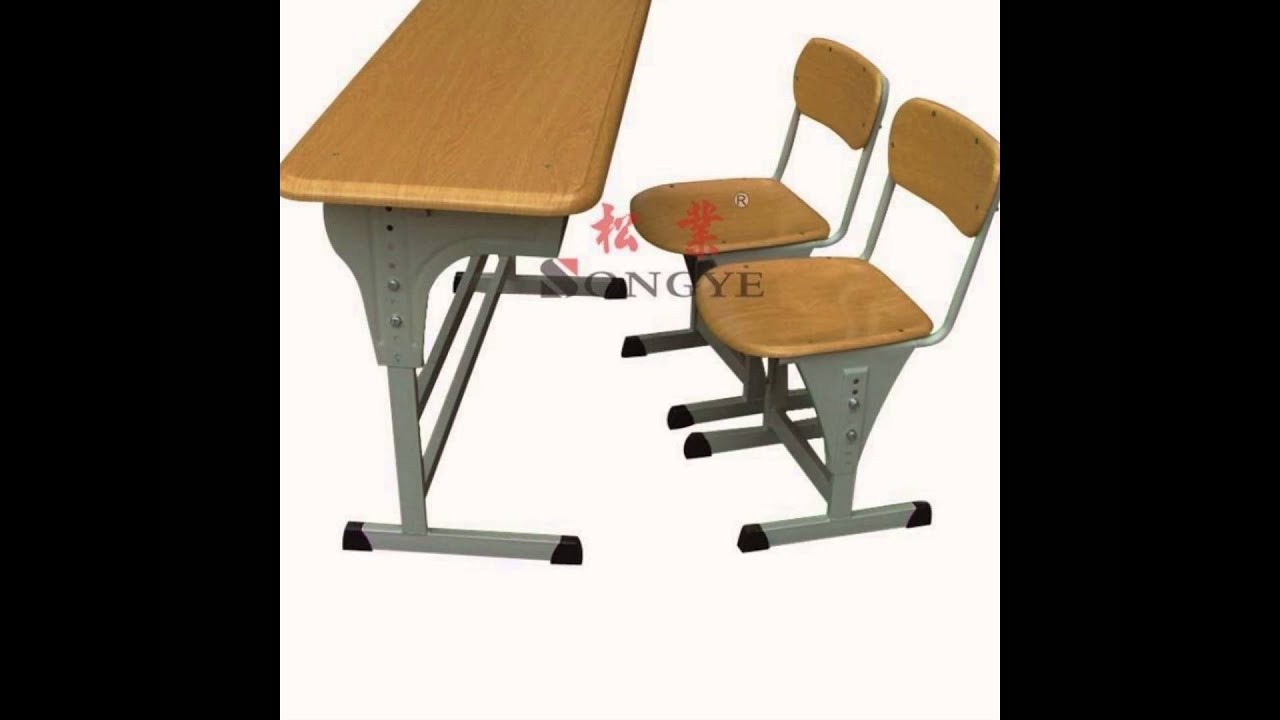Student Desk Chair By Philbuzz.com