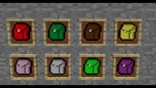 How To Make A Backpack In Minecraft Without Mods