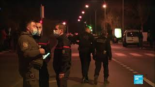 French police on high alert after teenagers stabbed to death in gang fighting