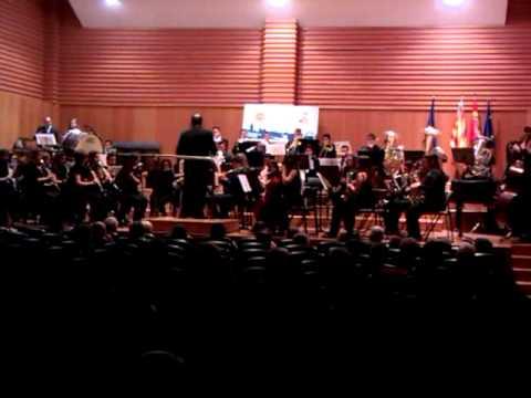 Homenaje a la Policía Local - Banda Sinfónica del Conservatorio Iturbi