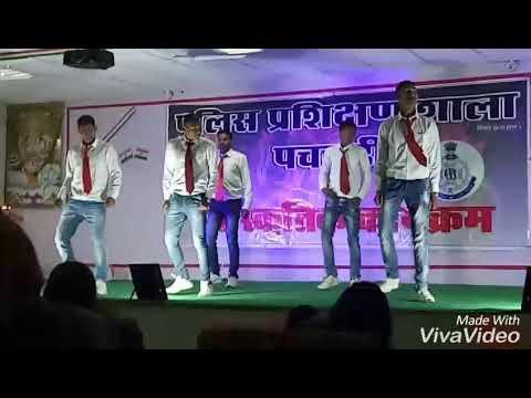 Cycle Se Aaya Sanam - Pts Pachmarhi Gambhir's Dance Group