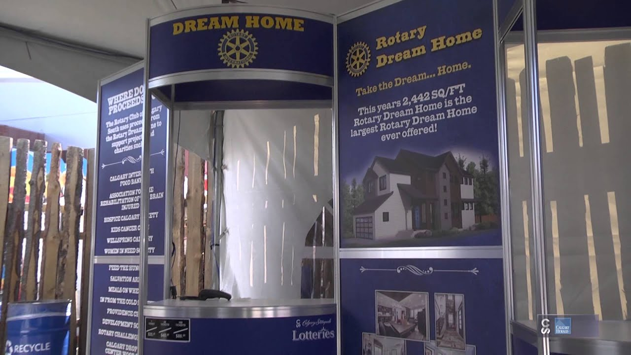 Lottery Dream Home Calgary Stampede