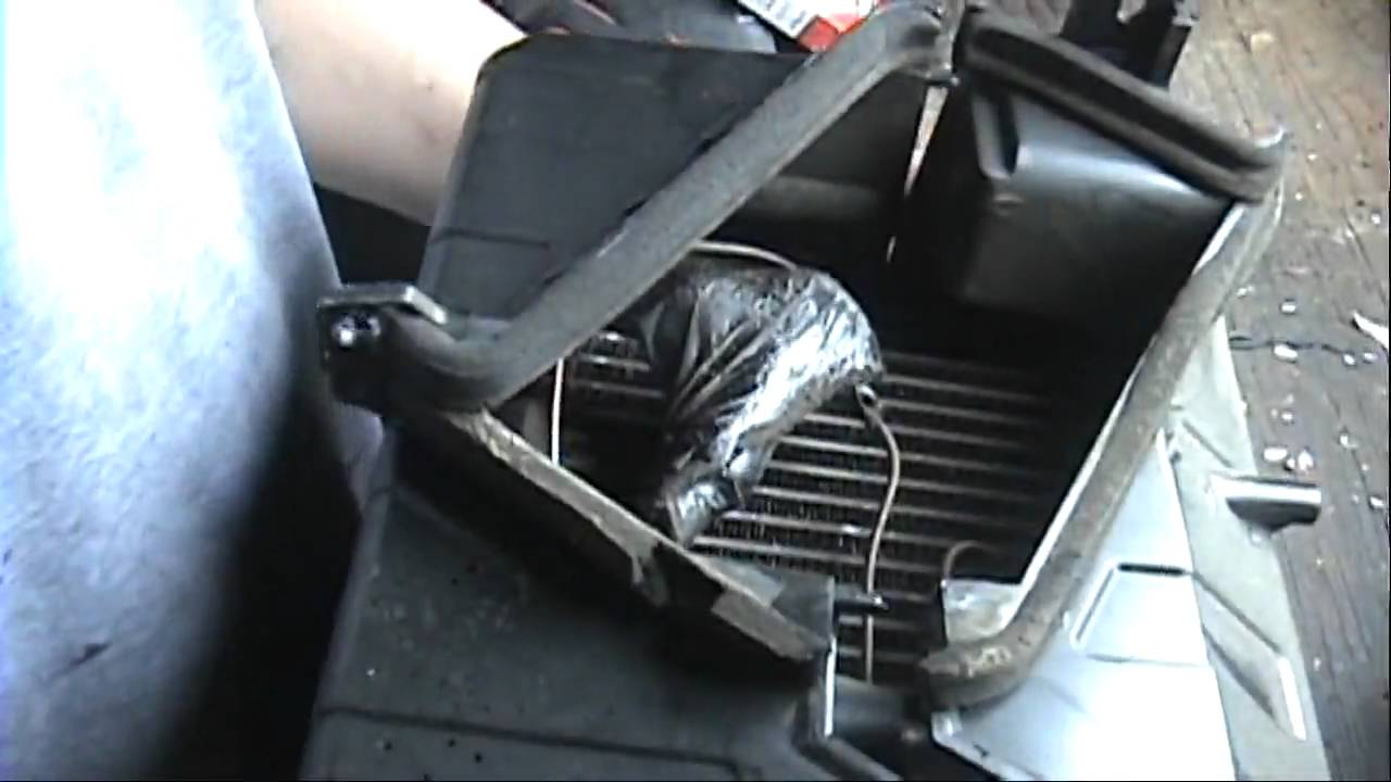1995 2003 Nissan Maxima Evaporator Box Disassembly Youtube