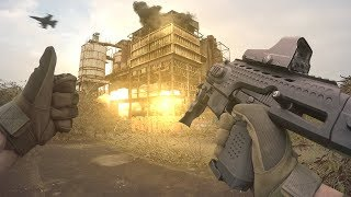 Airsoft War - Enemy Stronghold Takedown | TrueMOBSTER