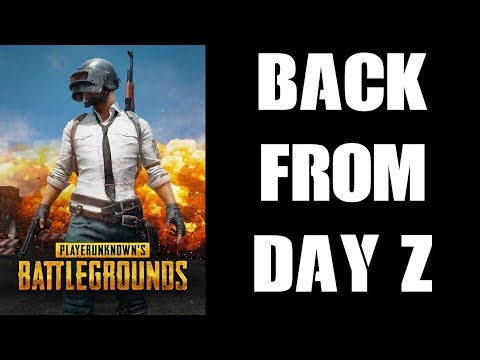 c1c36703e1b651 What's It Like To Play PUBG After Playing DAY Z ? (PS4) - YouTube